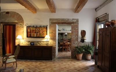 Typique de Perpignan, l'entrée, 1er contact avec la maison